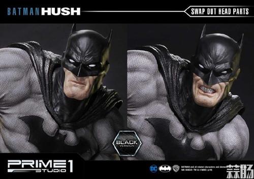 Prime 1 Studio推出DC1/3蝙蝠侠:缄默雕像 模玩 第2张