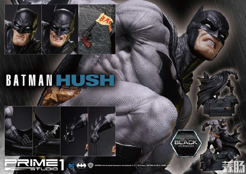 Prime 1 Studio推出DC1/3蝙蝠侠:缄默雕像 缄默 DC漫画 蝙蝠侠 Prime 1 Studio 模玩  第1张