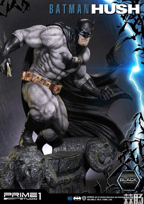 Prime 1 Studio推出DC1/3蝙蝠侠:缄默雕像 缄默 DC漫画 蝙蝠侠 Prime 1 Studio 模玩  第3张