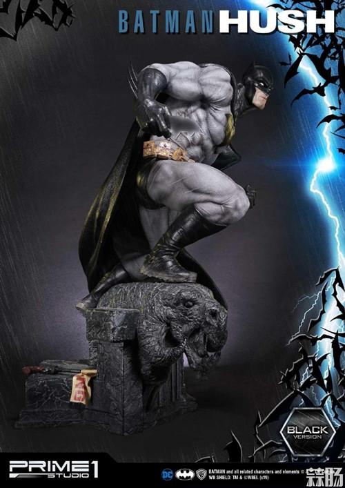 Prime 1 Studio推出DC1/3蝙蝠侠:缄默雕像 模玩 第7张