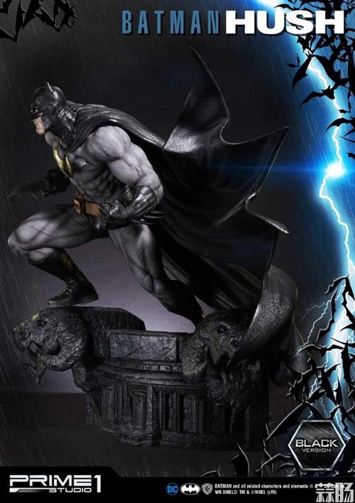 Prime 1 Studio推出DC1/3蝙蝠侠:缄默雕像 缄默 DC漫画 蝙蝠侠 Prime 1 Studio 模玩  第6张