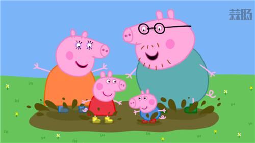 孩之宝宣布以40亿美元收购《小猪佩奇》母公司 模玩 第3张