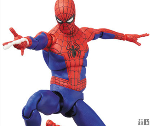 MEDICOM 公布 NO.109 SPIDER-MAN 蜘蛛侠