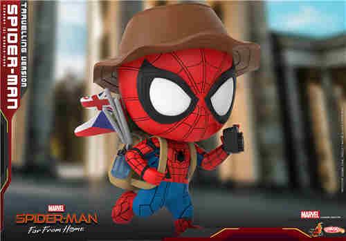 Hot Toys推出《复仇者联盟4》《银河护卫队2》《蜘蛛侠:英雄远征》COSBABY