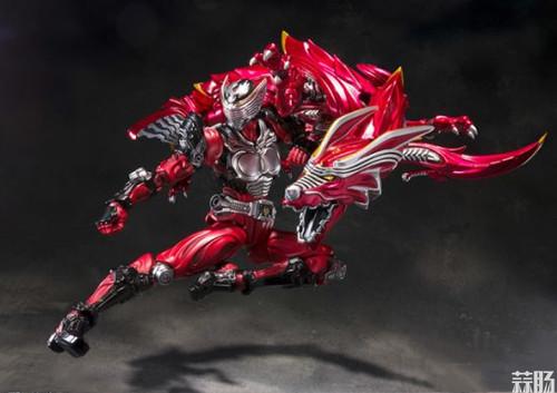 万代 推出假面骑士龙骑全新人偶模型 模玩 第2张