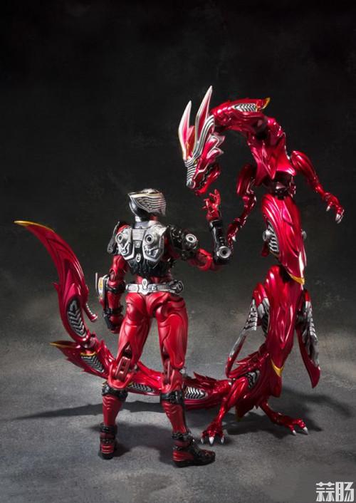 万代 推出假面骑士龙骑全新人偶模型 模玩 第4张
