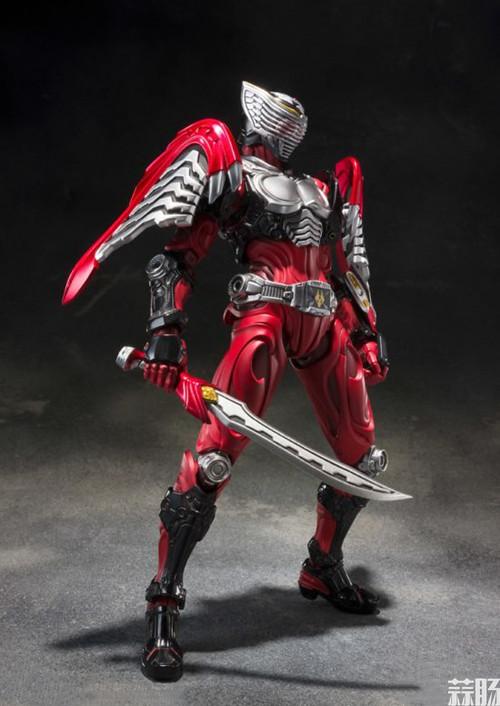 万代 推出假面骑士龙骑全新人偶模型 模玩 第3张