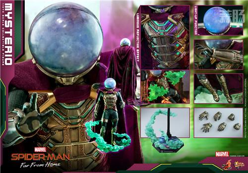 Hot Toys推出《蜘蛛侠:英雄远征》神秘客1:6比例人偶 模玩 第7张