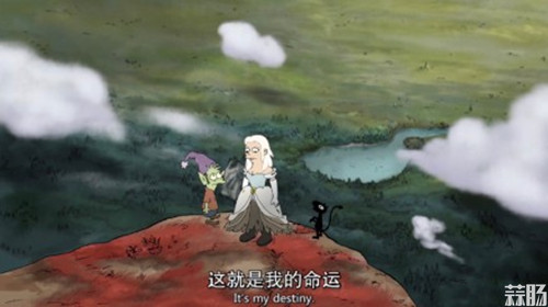 Netflix动画剧《幻灭/祛魅》发布第一季第2部分中字预告 动漫 第1张