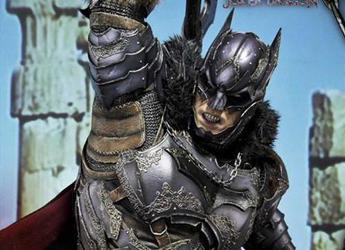 Prime 1 Studio 发布蝙蝠侠对战小丑龙雕像