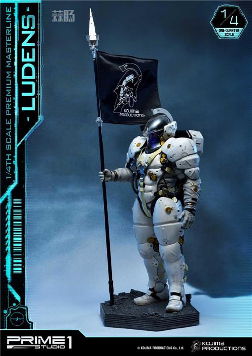 Prime 1 Studio推出小岛工作室  1/4 Ludens雕像 模玩 第3张