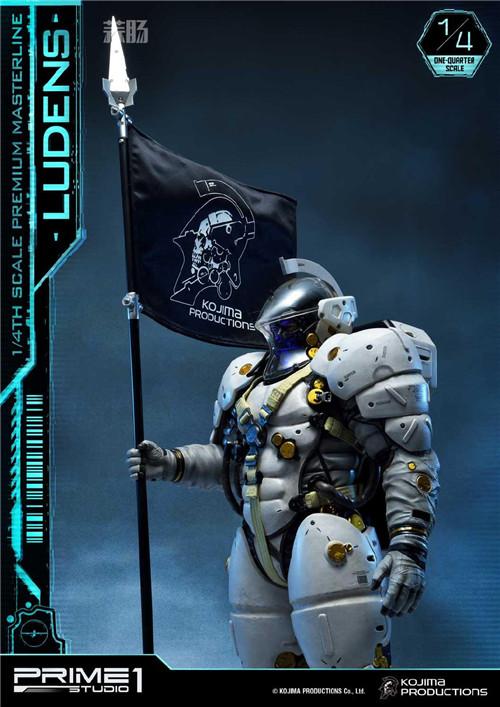 Prime 1 Studio推出小岛工作室  1/4 Ludens雕像 模玩 第5张