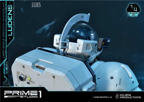 Prime 1 Studio推出小岛工作室  1/4 Ludens雕像 模玩 第6张