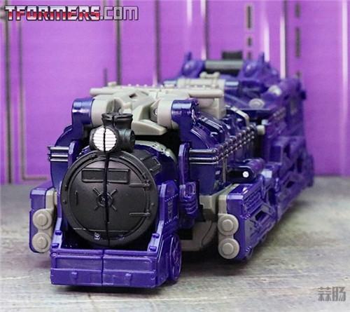 NYCC2019:变形金刚围城版大火车超还原G1动画 变形金刚 第13张