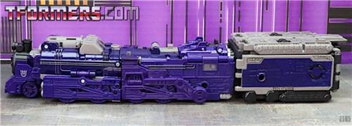 NYCC2019:变形金刚围城版大火车超还原G1动画 变形金刚 第16张