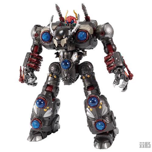 Takara-Tomy公开戴亚克隆40周年纪念DA-50玩具实体图明年3月发售 模玩 第2张