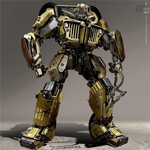 沃尔玛泄露变形金刚工作室系列新玩具包含吉普大黄蜂 变形金刚 第6张