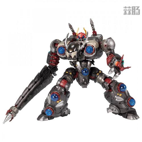 TakaraTomy更新戴亚克隆DA-50 瓦鲁达王宣传图 模玩 第3张