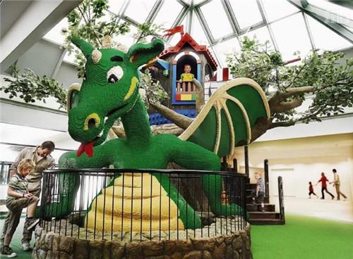 乐高乐园将落户中国上海为中国第三座乐高乐园 LEGO 上海 乐高乐园 乐高 模玩  第4张