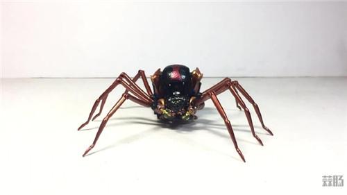 变形金刚大师系列MP-46蜘蛛勇士实物图公开 变形金刚 第2张