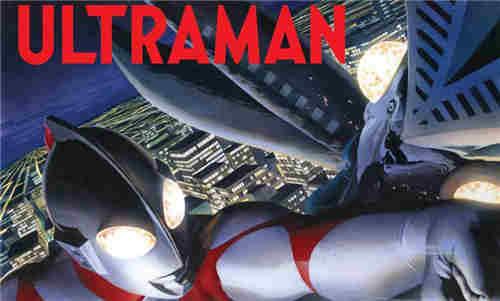 圆谷宣布联合漫威推出《奥特曼》新作漫画