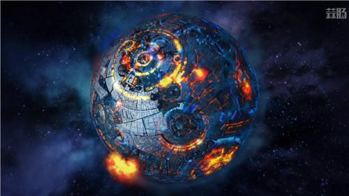 孩之宝公开变形金刚围城赛博坦星球地图 变形金刚 第1张