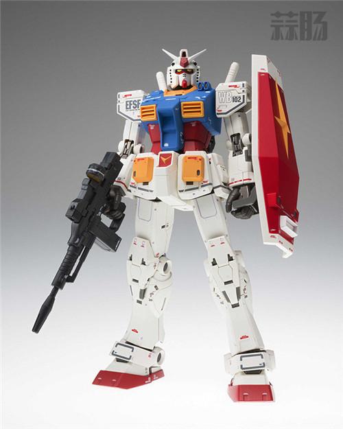 万代明年将再版GUNDAM FIX METAL COMPOSITE RX-78-02 高达  模玩 第1张