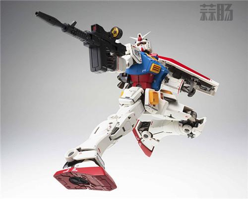 万代明年将再版GUNDAM FIX METAL COMPOSITE RX-78-02 高达  模玩 第4张