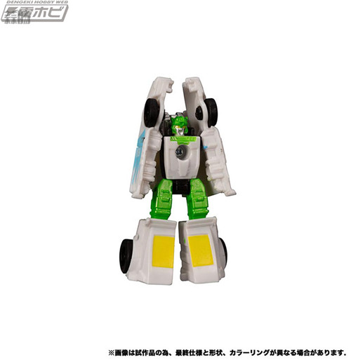 Takara Tomy变形金刚地球崛起ER-03千斤顶等玩具实图公开 变形金刚 第11张