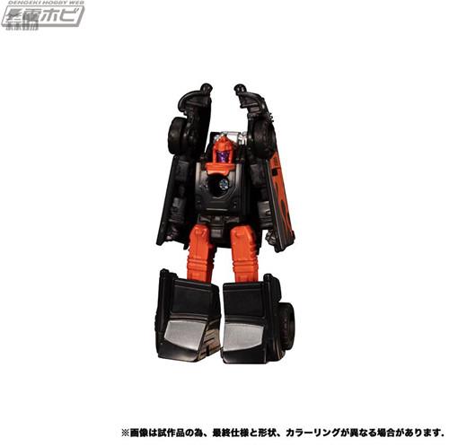 Takara Tomy变形金刚地球崛起ER-03千斤顶等玩具实图公开 变形金刚 第13张