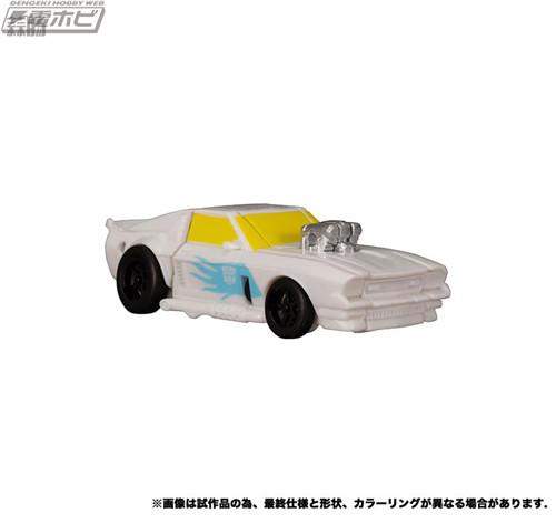Takara Tomy变形金刚地球崛起ER-03千斤顶等玩具实图公开 变形金刚 第12张