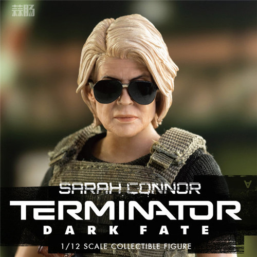 THREEZERO公布《 终结者:黑暗命运》1/12的T800和莎拉康纳 模玩 第3张