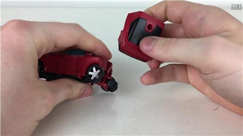 变形金刚地球崛起WFC-E7 D级飞过山玩具实物图公开 变形金刚 第8张