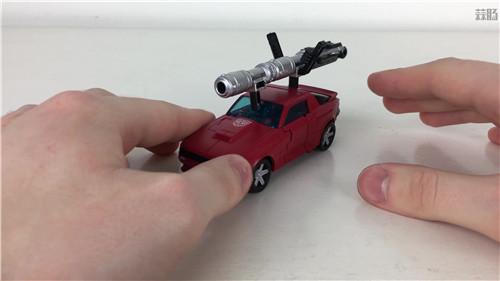 变形金刚地球崛起WFC-E7 D级飞过山玩具实物图公开 变形金刚 第6张