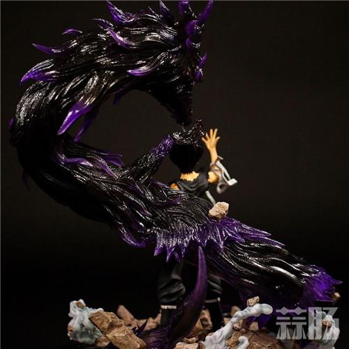 Taka Corp Studio将推出《幽游白书》四位主角系列雕像 模玩 第4张