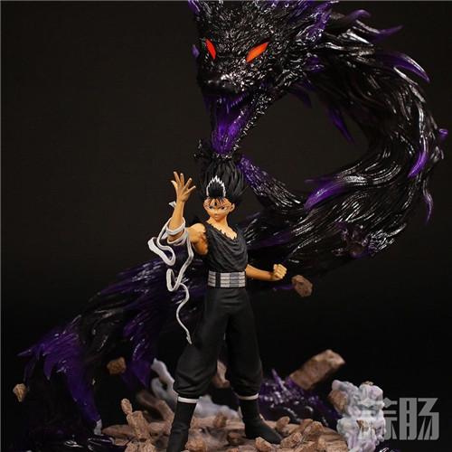 Taka Corp Studio将推出《幽游白书》四位主角系列雕像 模玩 第5张