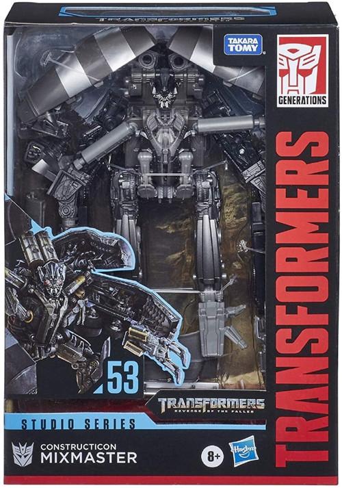 变形金刚工作室系列SS-53大力神搅拌机官图更新 变形金刚 第1张