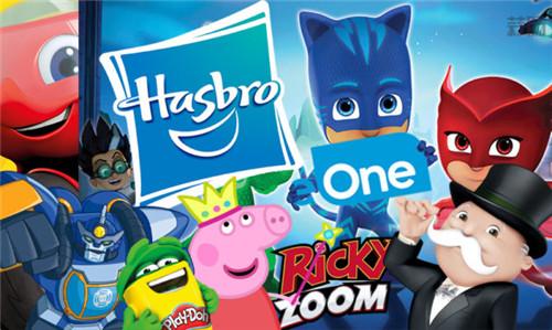 孩之宝完成对《小猪佩奇》母公司eOne收购耗资38亿美元 变形金刚 第1张