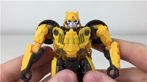 变形金刚工作室系列SS-57 D级越野大黄蜂实物图公开 变形金刚 第7张