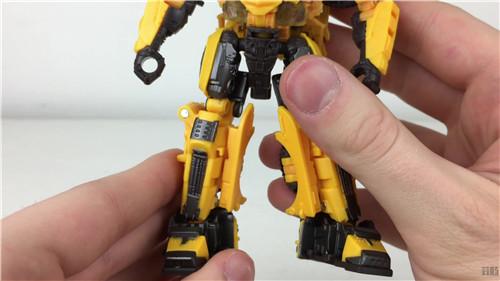 变形金刚工作室系列SS-57 D级越野大黄蜂实物图公开 变形金刚 第10张