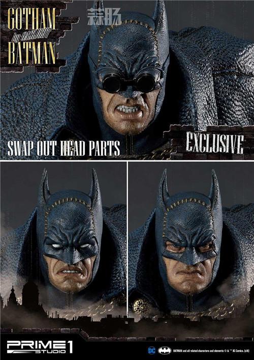 P1S发布1/5蝙蝠侠雕像 模玩 第7张