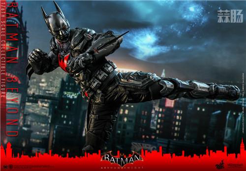 Hot Toys推出《蝙蝠侠:阿卡姆骑士》未来蝙蝠侠1:6比例人偶 模玩 第6张