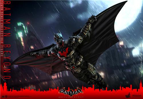Hot Toys推出《蝙蝠侠:阿卡姆骑士》未来蝙蝠侠1:6比例人偶 模玩 第5张