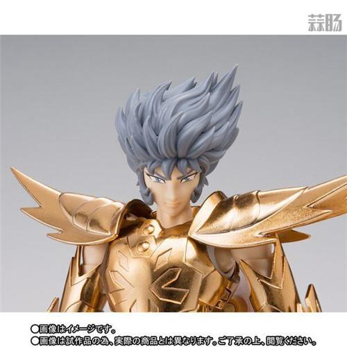 万代宣布圣斗士圣衣神话EX巨蟹座原色版6月发售 模玩 第2张