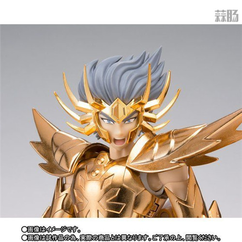万代宣布圣斗士圣衣神话EX巨蟹座原色版6月发售 模玩 第5张