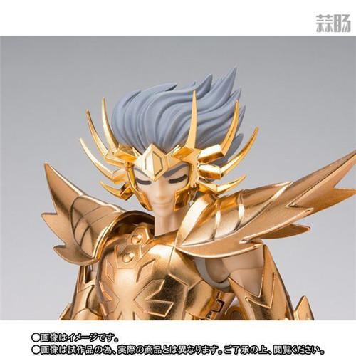 万代宣布圣斗士圣衣神话EX巨蟹座原色版6月发售 模玩 第6张