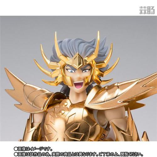 万代宣布圣斗士圣衣神话EX巨蟹座原色版6月发售 模玩 第4张
