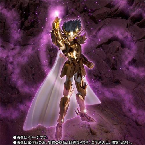 万代宣布圣斗士圣衣神话EX巨蟹座原色版6月发售 模玩 第8张