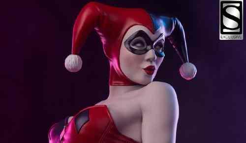 Sideshow 公布DC漫画版小丑女——哈莉奎茵
