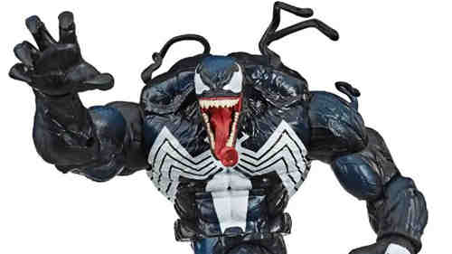 孩之宝推出独立发售款Marvel Legends怪兽毒液